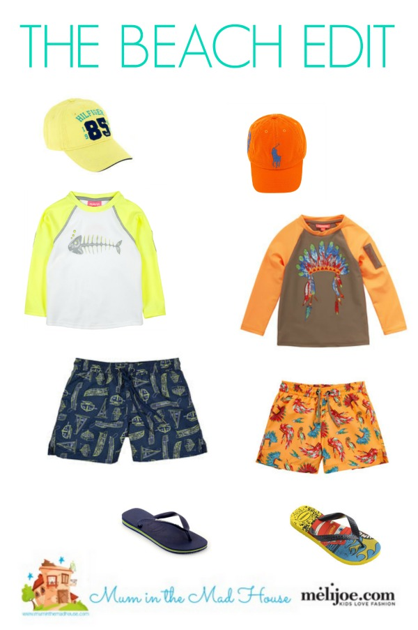 top tips for choosing beach clothes for kids mum in the