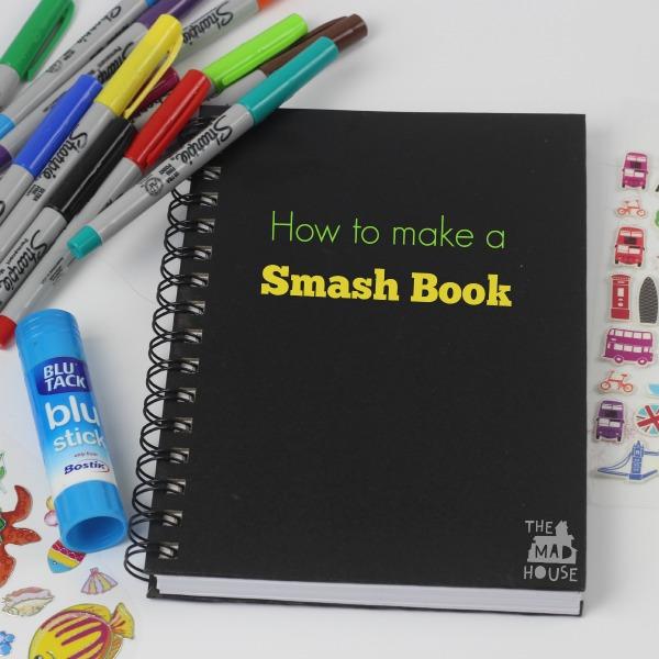 How to make a smashbook