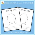 Free Father's Day Printable and exclusive 10% discount