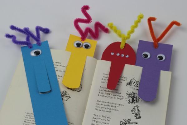 monster big nose bookmarks11