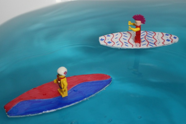 How To Make A Toy Surfboard Or Windsurf Board Mum In The