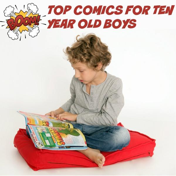 top comics square