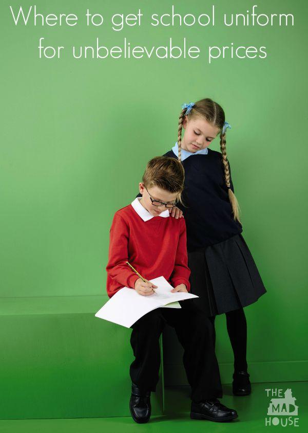 Get the Best Value School Uniform