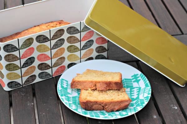 Maderia cake