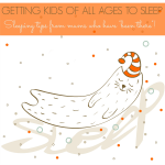 Getting kids to sleep – the holy grail of parenting