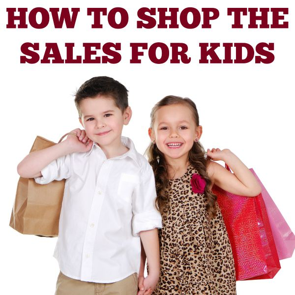 ho to shop the sales