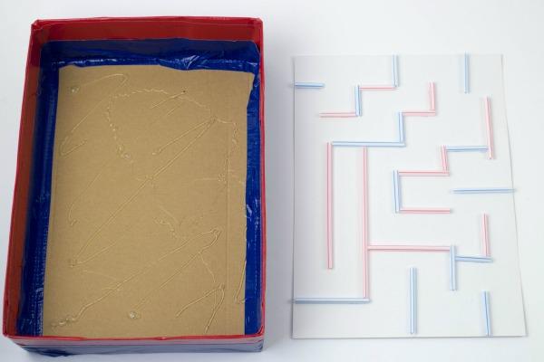 maze insert