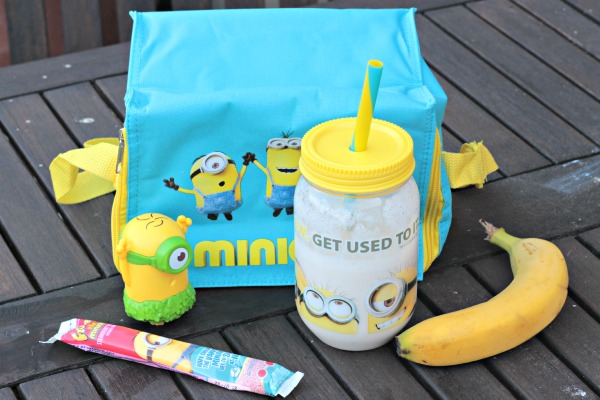 A Minions Milkshake – Kids in the kitchen