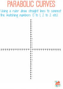 parabolic curves 2 lines web