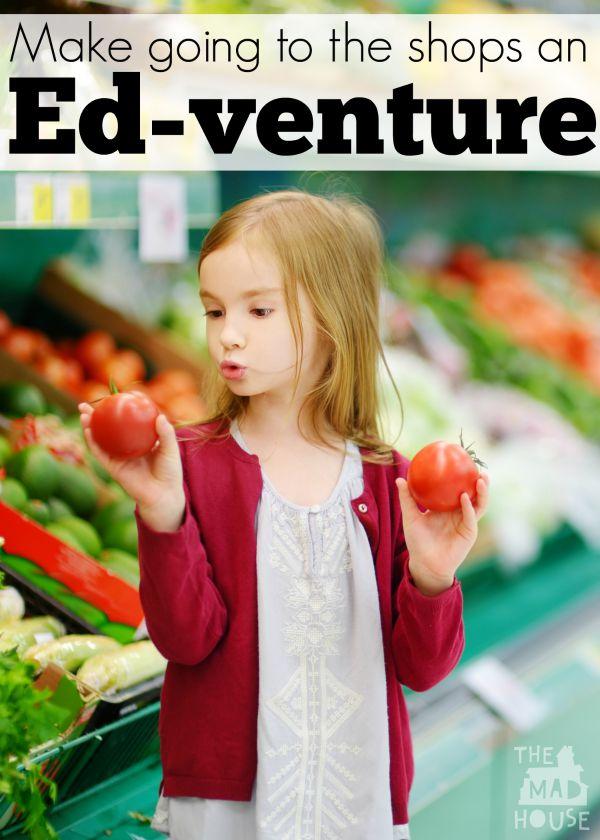 shopping edventure