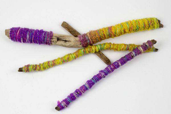 yarn wrapped sticks 3