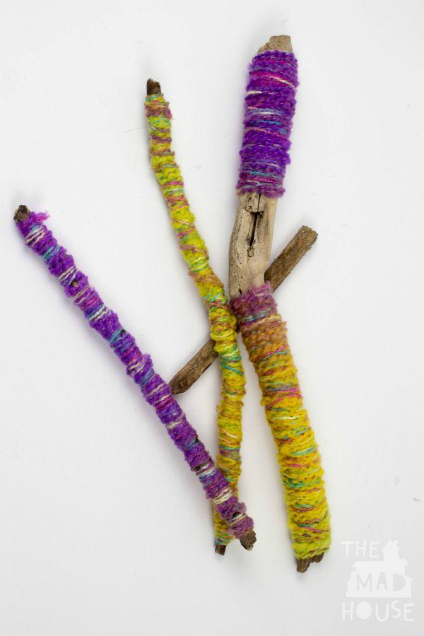 yarn wrapped sticks 4