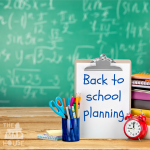 Why you should be planning for back to school now