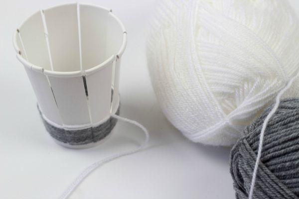 cup weaving