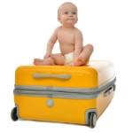Top five products for traveling with a baby