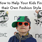 How to Help Your Kids Find their Own Fashion Style