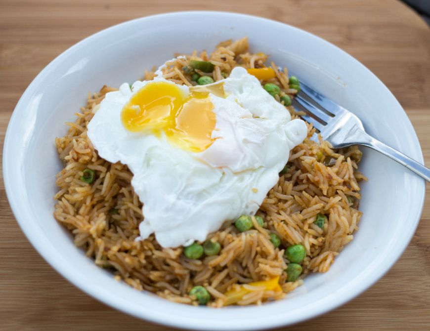Nasi Goreng – Indonesian Fried Rice