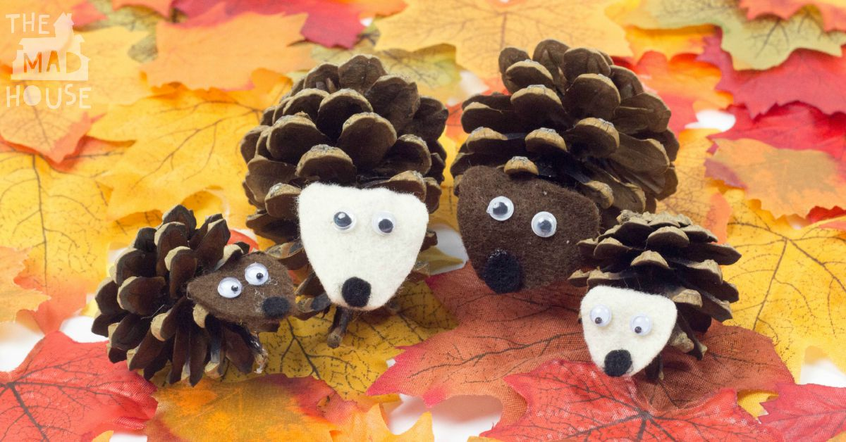 Image result for pinecone autumn crafts
