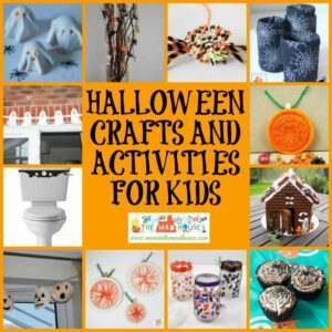 Halloween crafts and ideas