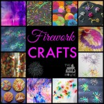 20 Firework crafts and treats roundup