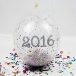 Balloon Confetti Popper – New Years Eve Craft