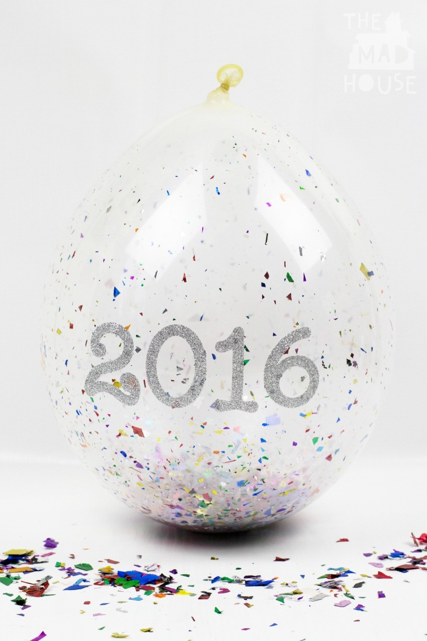 Balloon Confetti Popper