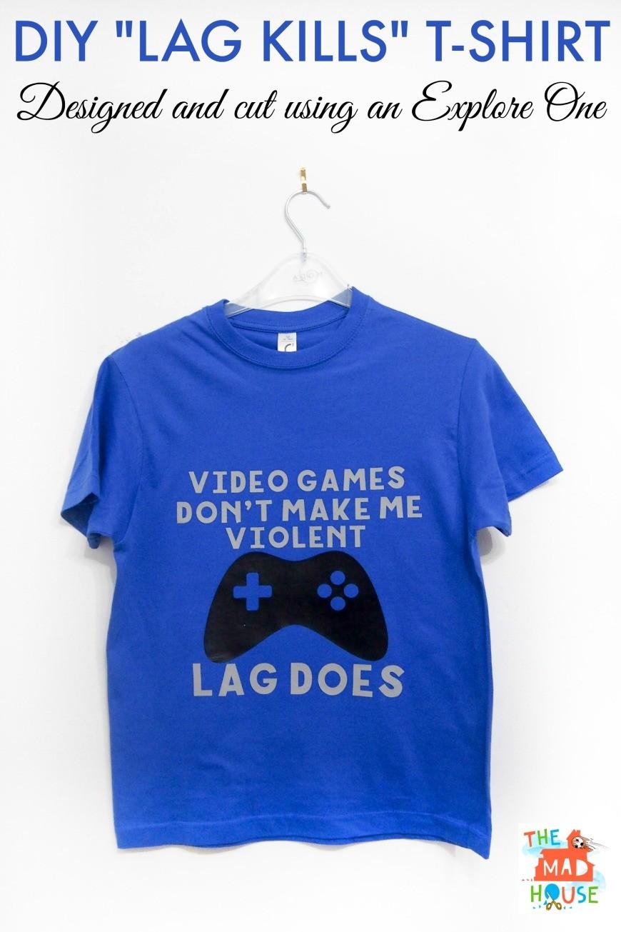 DIY Lag Kills s-shirt