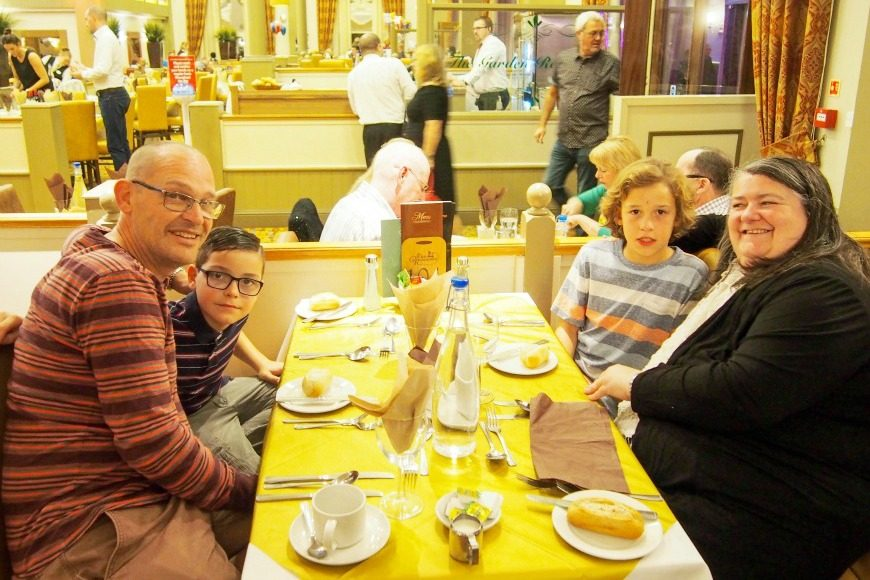 A family sporting break at Potters Leisure Resort