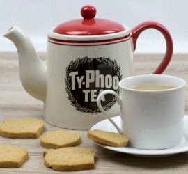 Tea flavoured Shortbread Recipe