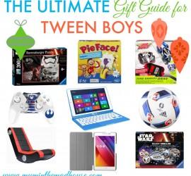 tween gift guide