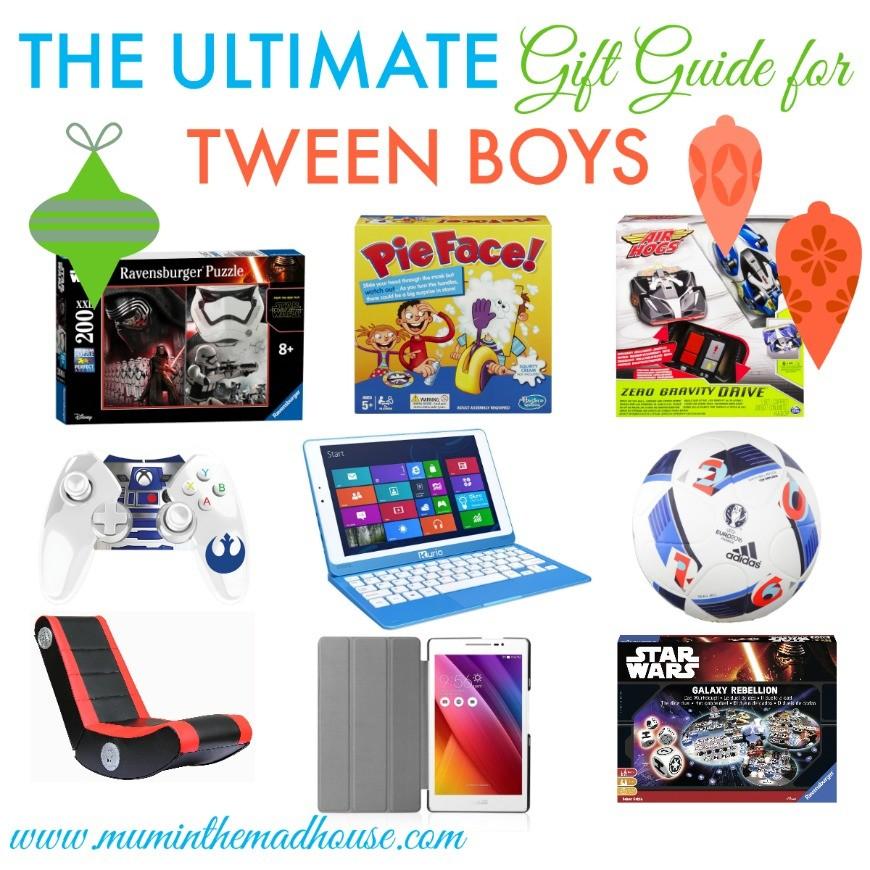 tween christmas gift guide