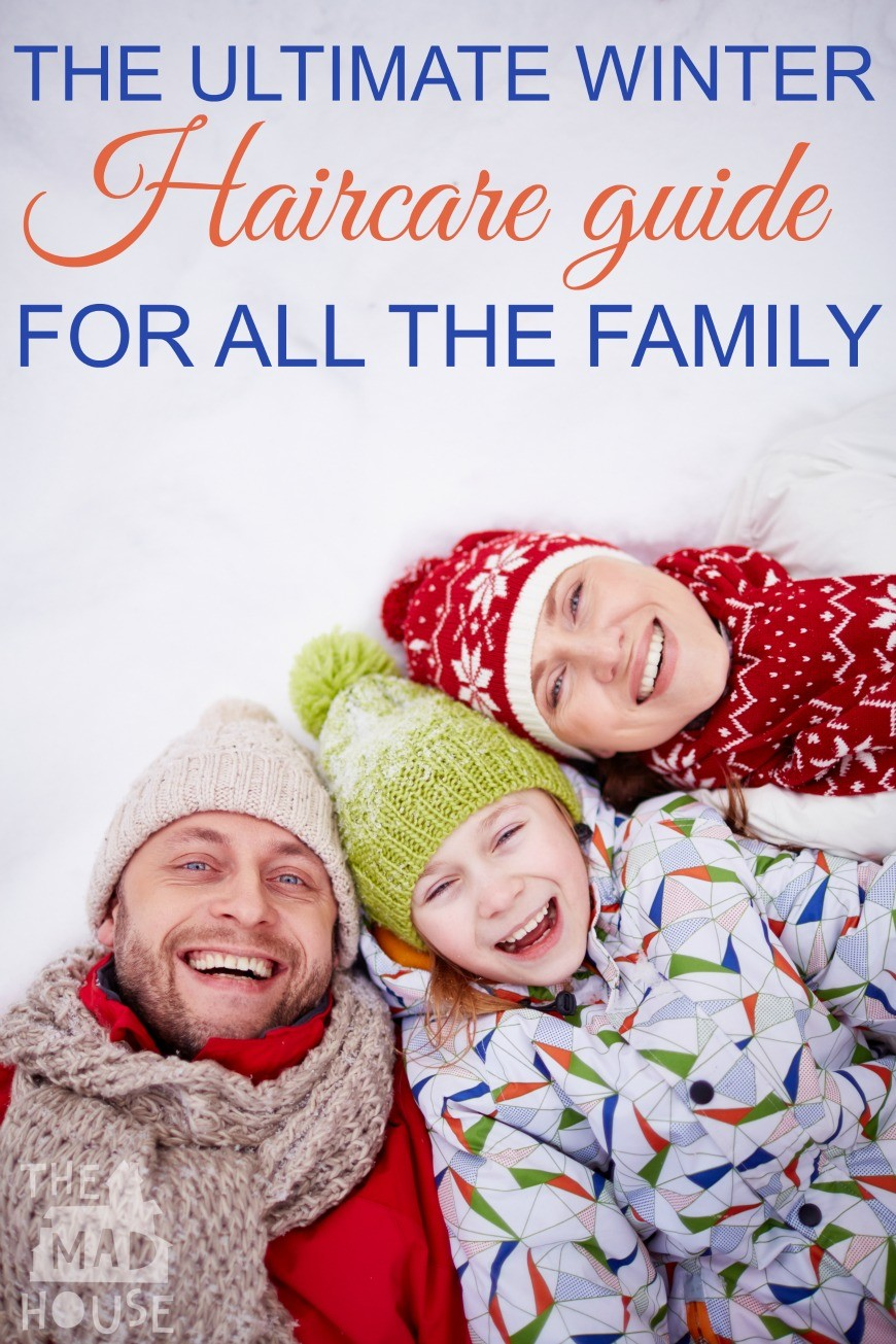 The ultimate family winter hair care guide. Often we neglect looking after our hair as much as we do our skin, but you can have luscious looking hair and keep your hair colour longer with our simple to follow tips perfect for all hair types and all the family too. We tried number one and it made a massive difference.