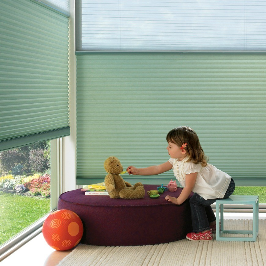 child bedroom energy efficient blinds