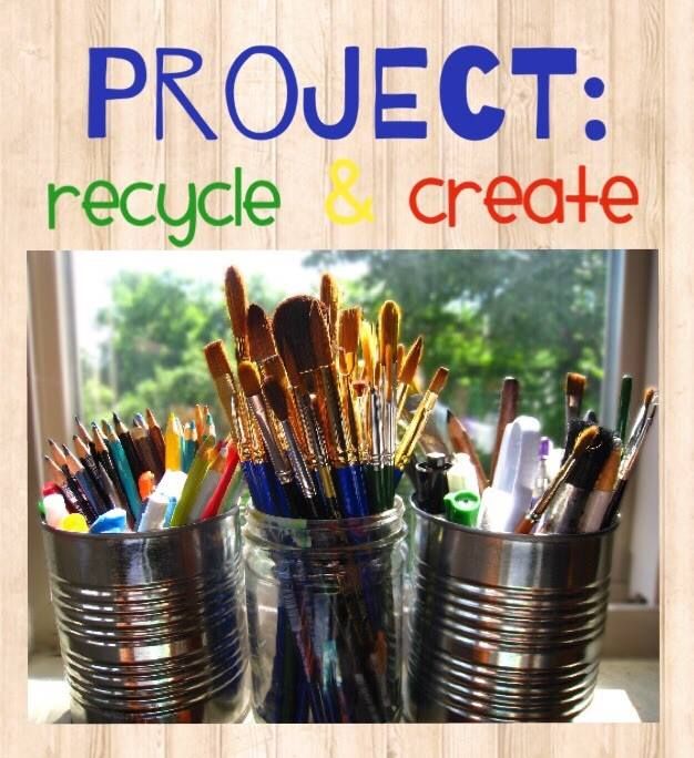 create and recycle