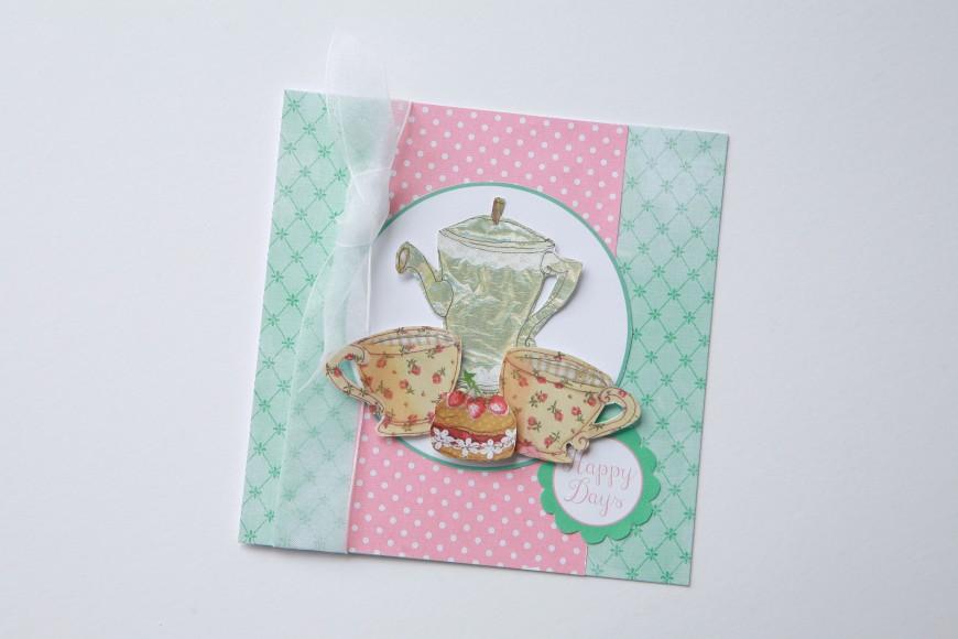 Happy Days Craft - Card
