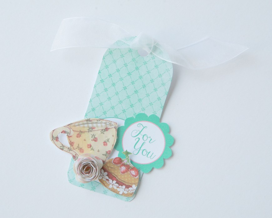 Happy Days Craft - Card, Gift Box and Tag