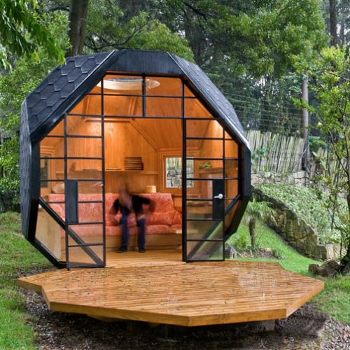 Coolest playhouses for kids mum in the madhouse for Boys outdoor playhouse