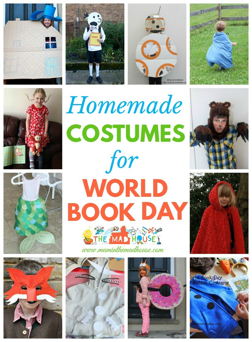 World Book Day Room On The Broom