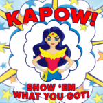 Win £100 VISA Gift Card with DC SuperHero Girls