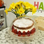 The perfect Victoria Sponge – Cooking with kids
