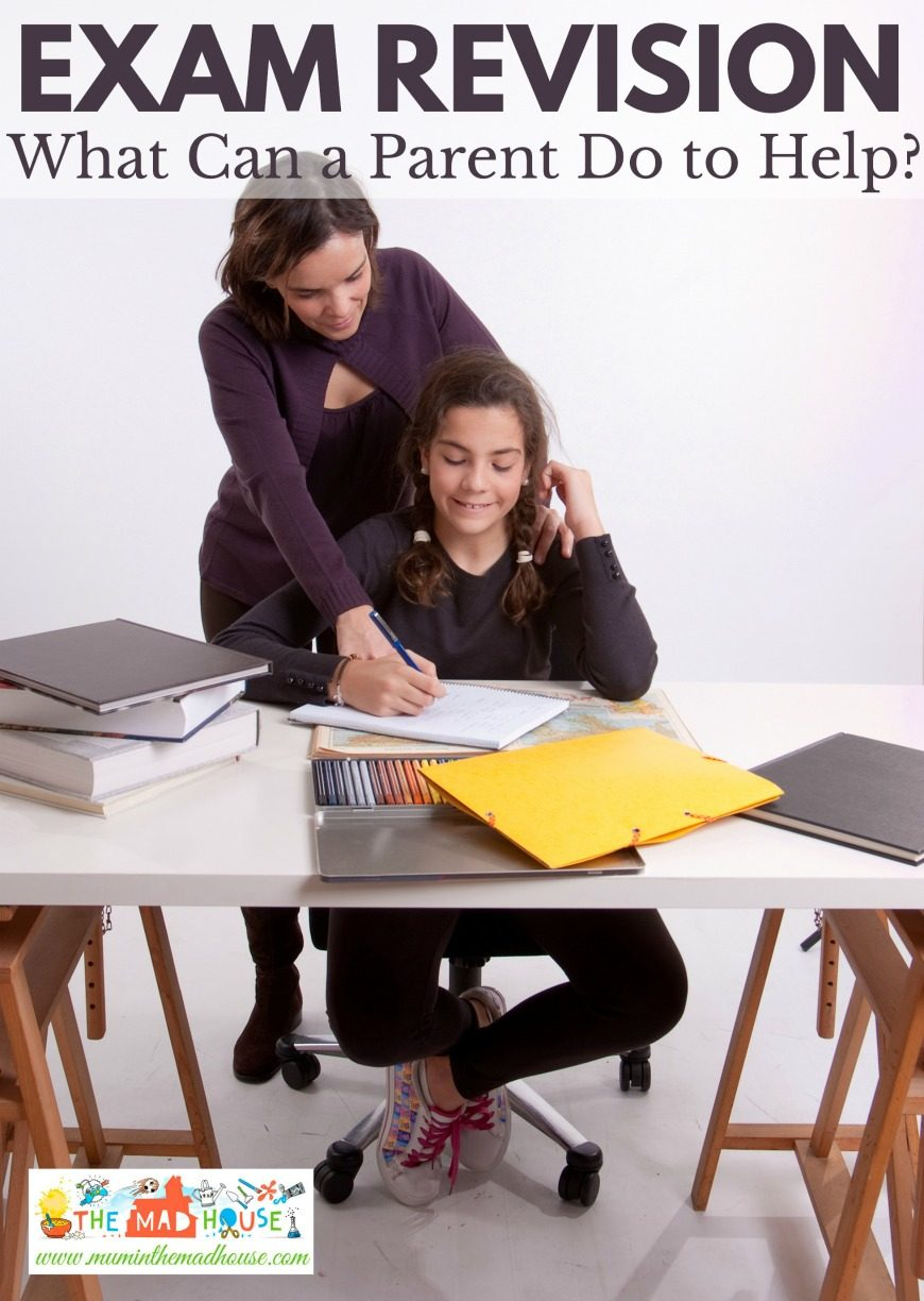 Effective Exam Revision – What Can a Parent Do to Help? Some fab and practical tips for helping your child study effectively.   They seem common sense, but can really make a marked difference.