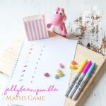 Jellybean Jumble Maths Game