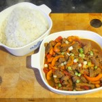 Szechuan Beef recipe – cooking with kids