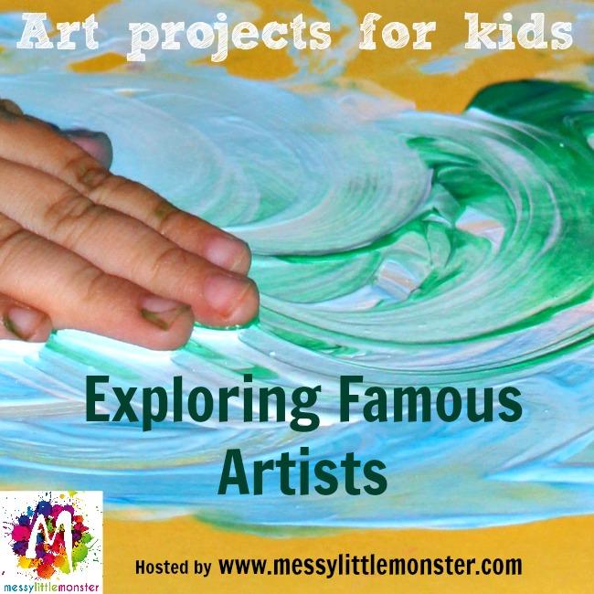 exploring famous artists