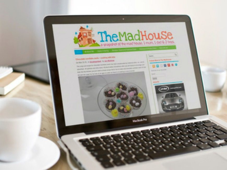 mum-in-the-mad-house laptop
