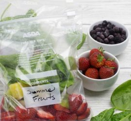 5 Make-ahead smoothie packs for kids