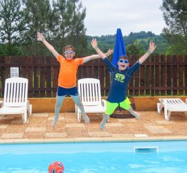 A Family Holiday at Domain de Mathevies, Dordogne, France
