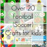 Football crafts or Soccer Crafts