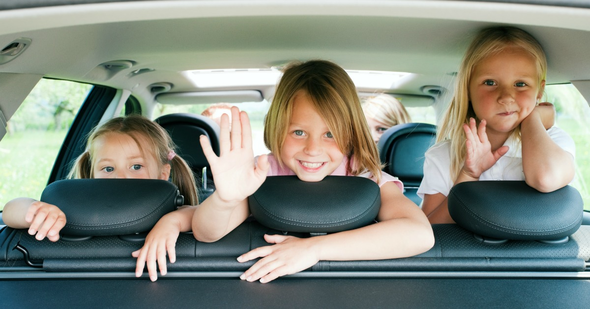 Top tips for surviving a LONG car journey with kids - Mum In The ...