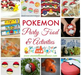 DIY Pokemon Party Ideas